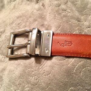 Ralph Lauren Reversible Belt